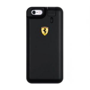 FERRARI HARD CASE BLACK IPHONE 6&6S (WWW.ATRINSTAR.IR)