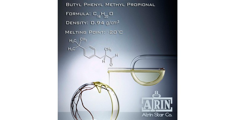 BUTYL PHENYL METHYL PROPIONAL (WWW.ATRINSTAR.IR)
