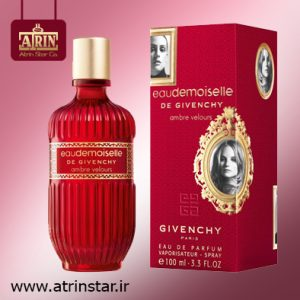 Givenchy Eaudemoiselle de Givenchy Amber Velours 2- (WWW.ATRINSTAR.IR)