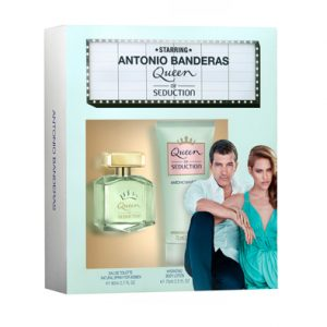 Antonio Banderas Queen fo Seduction Gift Set - (WWW.ATRINSTAR.IR)