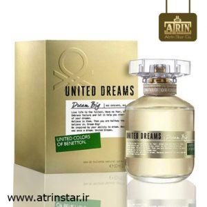 Benetton Dream Big for Women 2- (WWW.ATRINSTAR.IR)