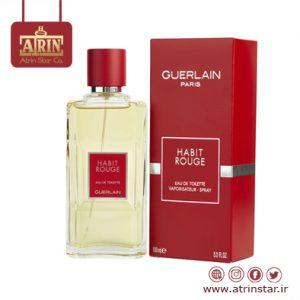 Guerlain Habit Rouge Eau de Toilette 2- (WWW.ATRINSTAR.IR)