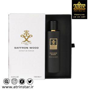 Fanette Saffron Wood (Prive Extrait Collection) 2- (WWW.ATRINSTAR.IR)