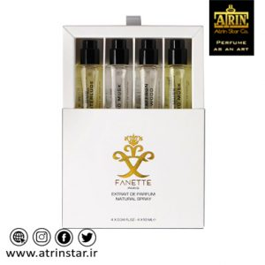 Fanette Travel Set (Prive Extrait Collection) - (WWW.ATRINSTAR.IR)