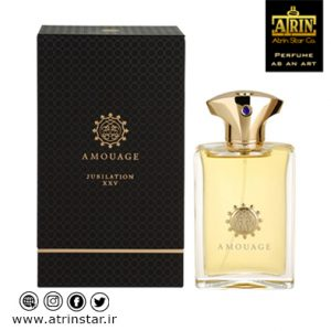 Amouage Jubilation XXV for Men 2- (WWW.ATRINSTAR.IR)