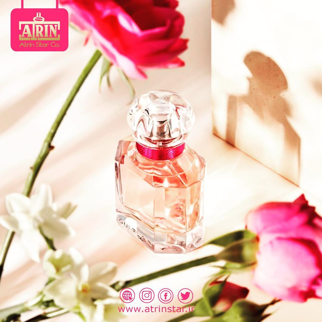 Mon Guerlain Bloom of Rose Eau de Toilette 100 ml